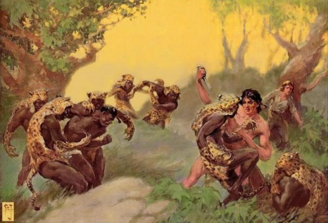 Rùng mình những bộ tộc ăn thịt người ghê rợn - 7