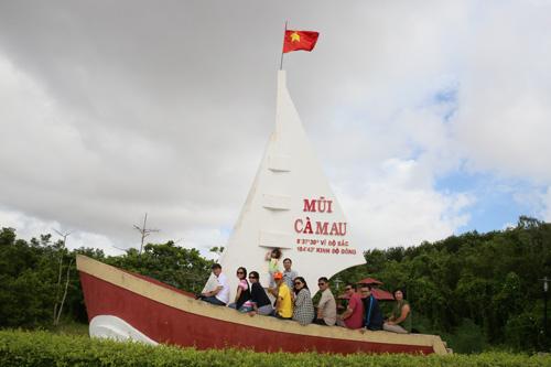 BenThanh Tourist khuyến mãi lớn tại hội chợ du lịch TPHCM - 5