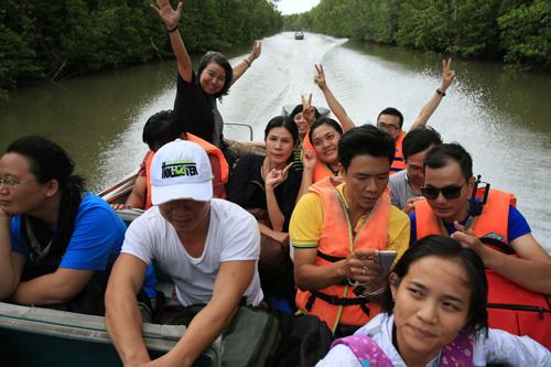 BenThanh Tourist khuyến mãi lớn tại hội chợ du lịch TPHCM - 4