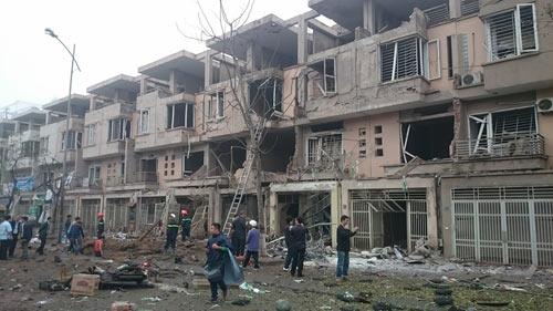 Không khởi tố vụ nổ ở KĐT Văn Phú - Hà Đông - 1