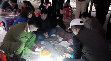 """Bí thư Quảng Ninh chỉ đạo kiểm điểm lại 2 vụ sới bạc """"khủng"""" - 1"""