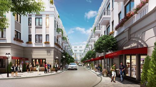 Vincom Shophouse Thái Bình - Giá trị kép cho nhà đầu tư nhạy bén - 2