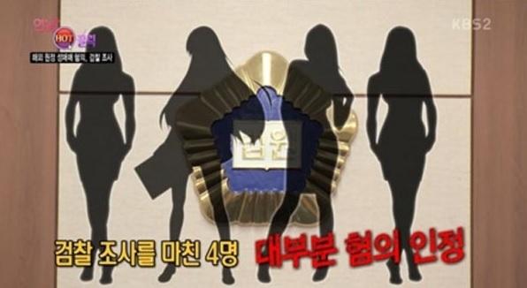 10 sao lớn xứ Hàn bị nghi có trong danh sách bán dâm - 1
