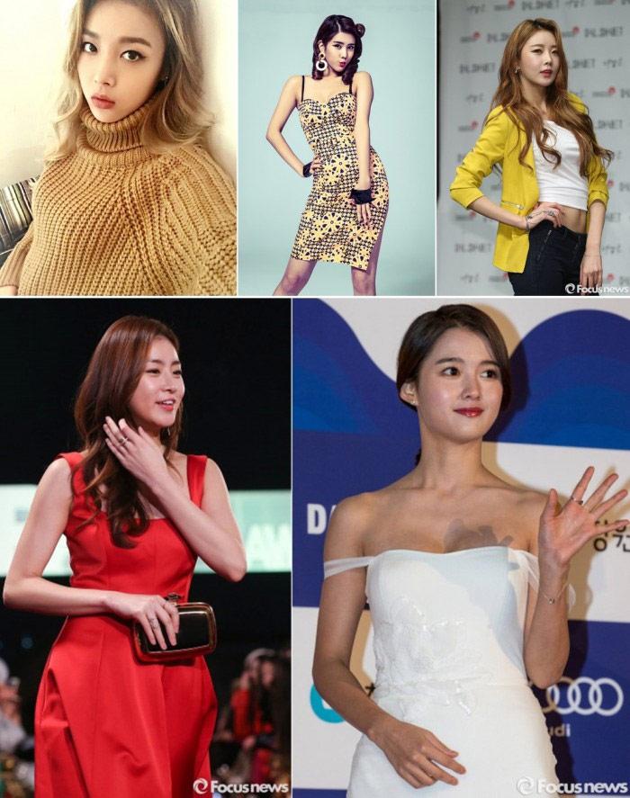 10 sao lớn xứ Hàn bị nghi có trong danh sách bán dâm - 2