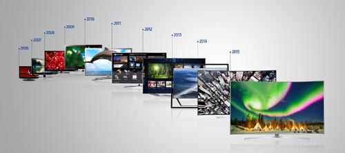 Samsung đánh dấu 1 thập kỷ liên tục dẫn đầu ngành hàng TV toàn cầu - 1