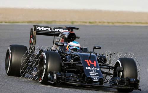 """F1: McLaren là """"ẩn số"""" với chính mình - 1"""