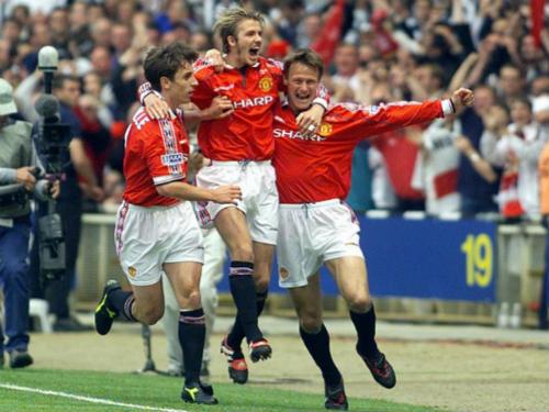 """Hạ Man City, Rashford nhận quà """"đặc biệt"""" từ Beckham - 1"""