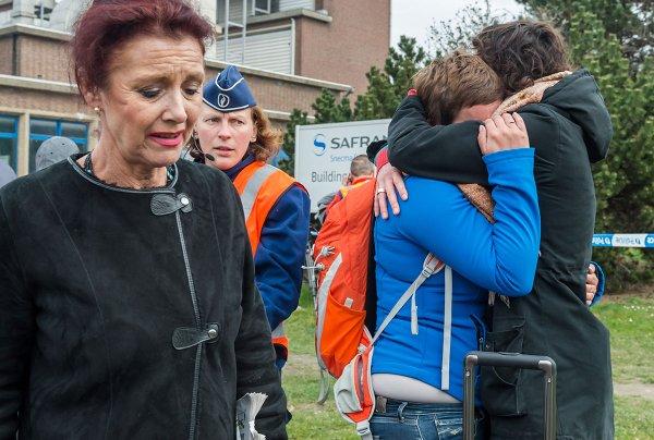 Vụ đánh bom khủng bố ở bỉ - 4