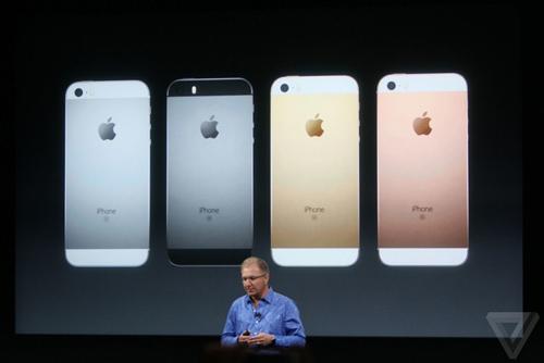 iPhone SE ra mắt, giá cổ phiếu của Apple sụt giảm - 1