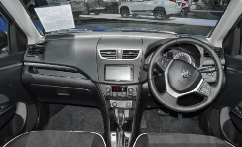 Suzuki Swift Sai ra mắt tại Thái Lan, giá 382,6 triệu đồng - 3