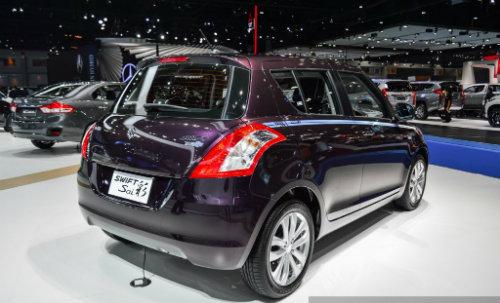 Suzuki Swift Sai ra mắt tại Thái Lan, giá 382,6 triệu đồng - 2
