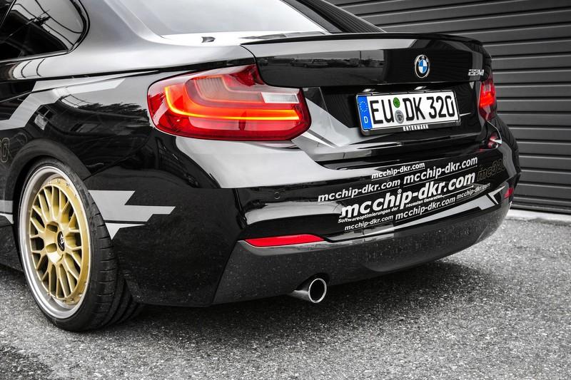 """BMW 220i Coupe """"tái xuất"""" với công suất khủng - 4"""