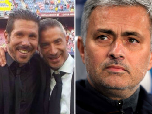 """Xây vây cánh ở MU, Mourinho lấy """"tay phải"""" của Simeone - 1"""