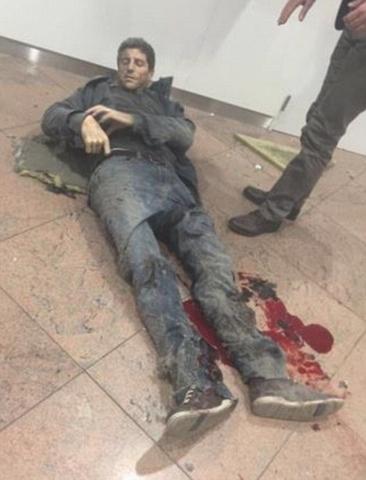 Nhân chứng vụ khủng bố ở Bỉ: Không khác gì tận thế - 2