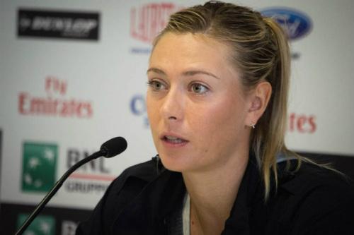 Chạy án thành công, Sharapova sẽ lại sớm tung hoành - 1