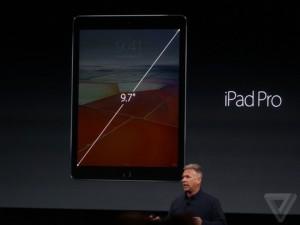 Thời trang Hi-tech - iPad Pro 9,7 inch ra mắt, giá 13,4 triệu đồng