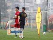 Bóng đá - HLV Hữu Thắng không cổ xúy đá bạo lực