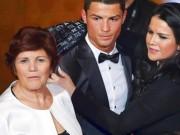 Bóng đá - Sợ mẹ bị bắt cóc, Ronaldo tính thuê đặc nhiệm bảo vệ