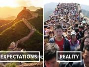 Thế giới - Sự thật phũ phàng tại 10 điểm du lịch nổi tiếng TG
