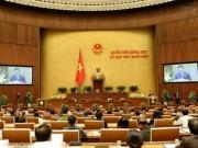 Tin tức trong ngày - Những điểm nổi bật nhất của Quốc hội khóa XIII