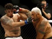 """Thể thao - UFC: Đả bại """"quái vật"""" bằng cú đấm giữa gáy"""