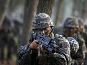 HQ lập trung đoàn 3.000 quân tinh nhuệ chống Triều Tiên