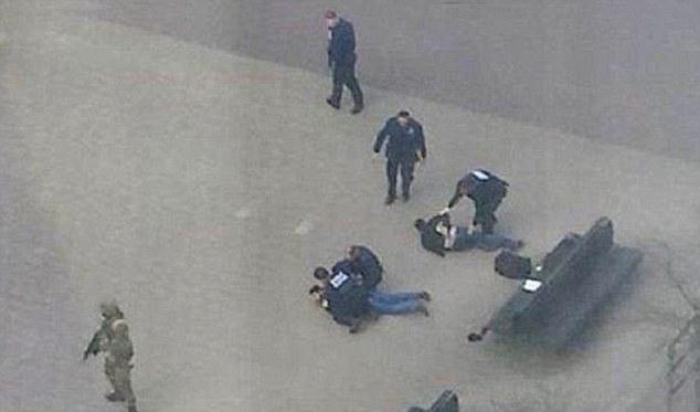 Hình ảnh 2 kẻ tình nghi đánh bom khủng bố ở Bỉ - 5