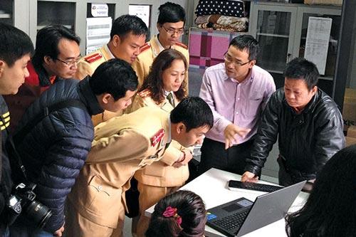 """Vì sao chưa """"phạt nguội"""" trên cao tốc Nội Bài - Lào Cai? - 2"""