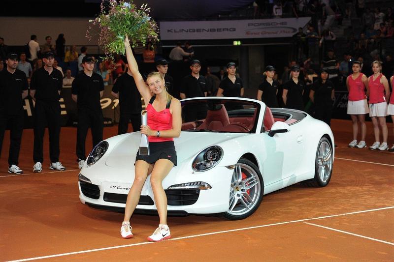 Porsche ngừng hợp tác với nữ hoàng quần vợt Maria Sharapova - 2