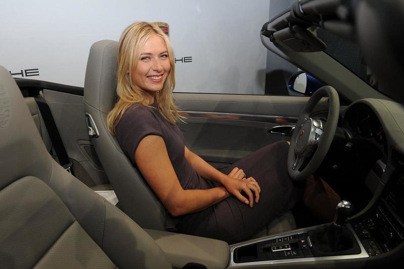 Porsche ngừng hợp tác với nữ hoàng quần vợt Maria Sharapova - 3
