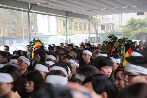Đám tang Trần Lập: Hoàn thành tâm nguyện người ra đi - 45