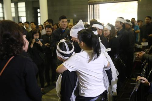 Đám tang Trần Lập: Hoàn thành tâm nguyện người ra đi - 29