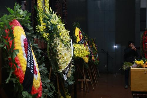 Đám tang Trần Lập: Hoàn thành tâm nguyện người ra đi - 46