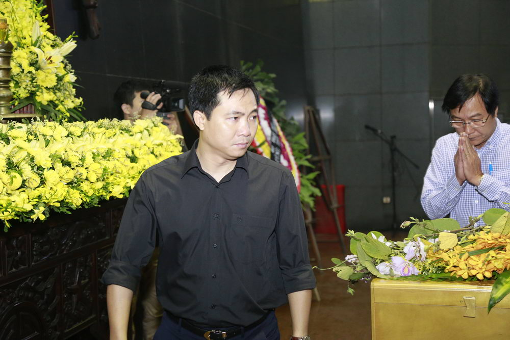 Đám tang Trần Lập: Hoàn thành tâm nguyện người ra đi - 40