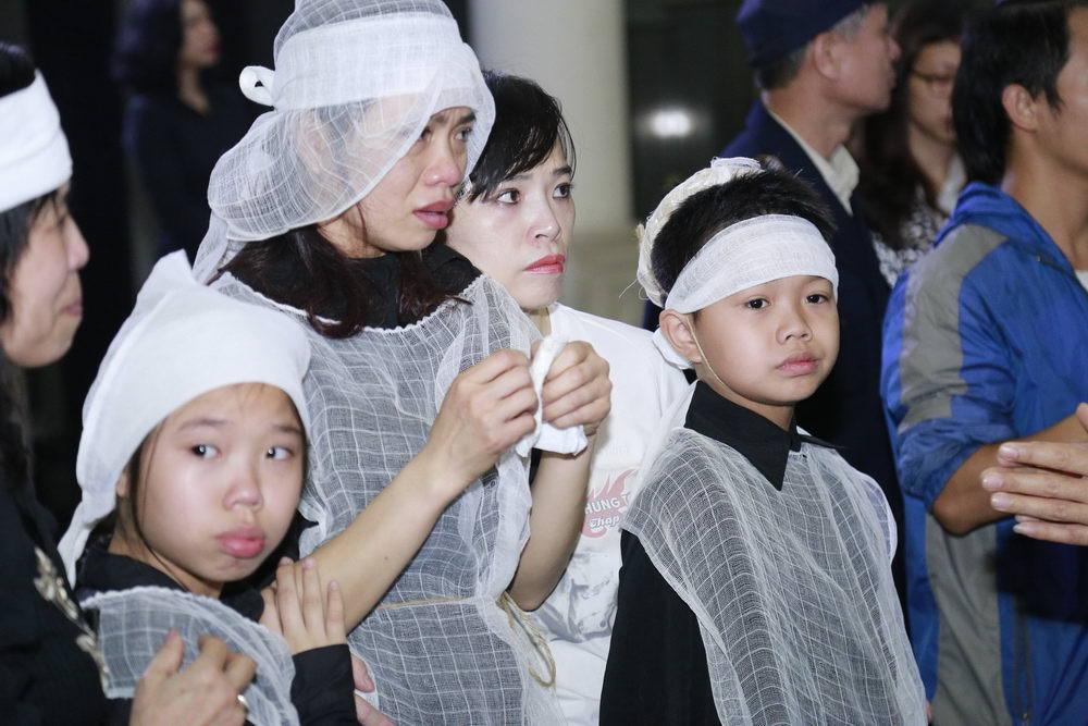 Đám tang Trần Lập: Hoàn thành tâm nguyện người ra đi - 44