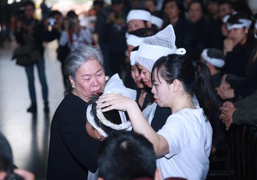 Đám tang Trần Lập: Hoàn thành tâm nguyện người ra đi - 33