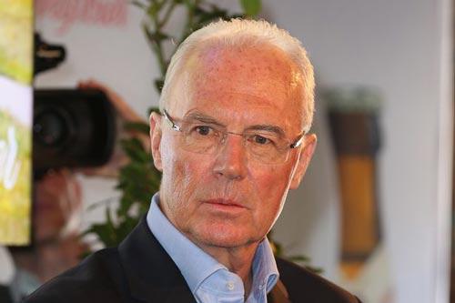 """Beckenbauer bị tố dùng quỹ đen """"mua"""" World Cup 2006 - 1"""