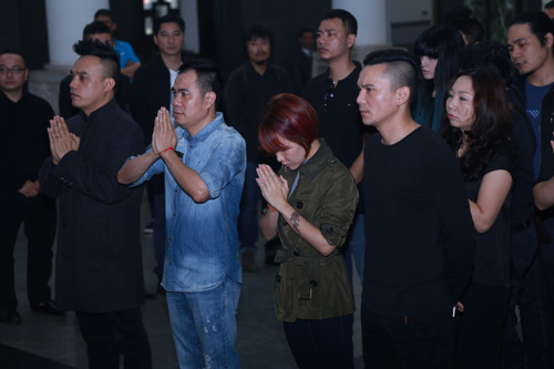 Đám tang Trần Lập: Hoàn thành tâm nguyện người ra đi - 27