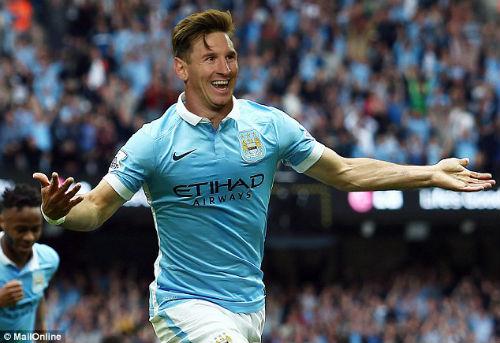 Vì Pep, Messi sẽ ưu tiên chọn Man City nếu rời Barca - 1