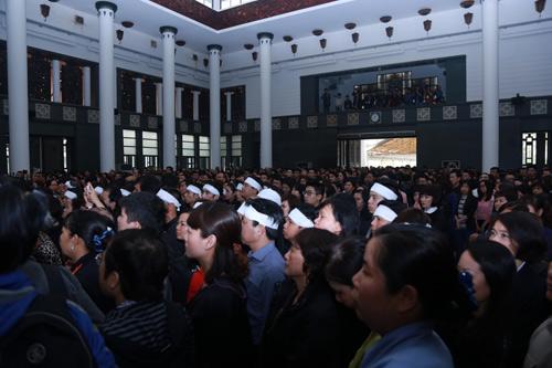 Lễ tang Trần Lập - 16
