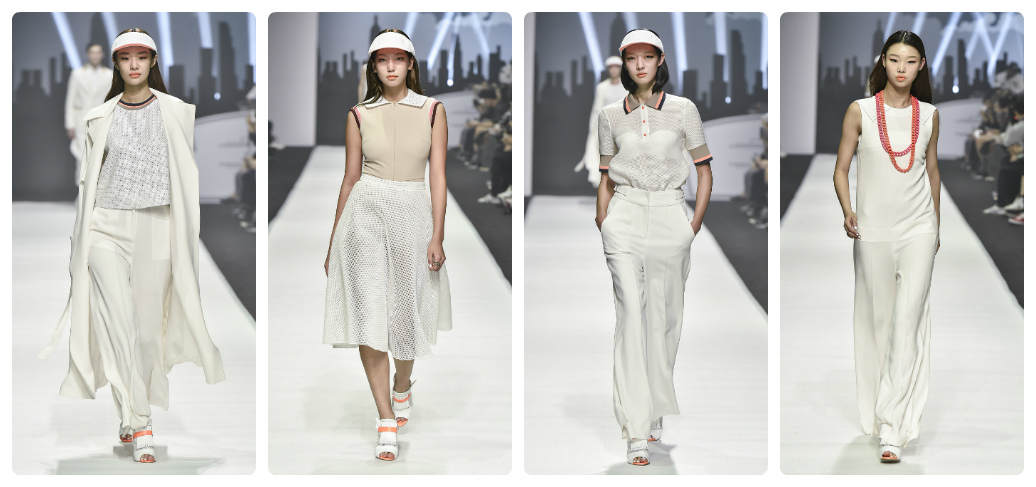 Tuần lễ thời trang Seoul: Sôi động và ứng dụng cao - 2