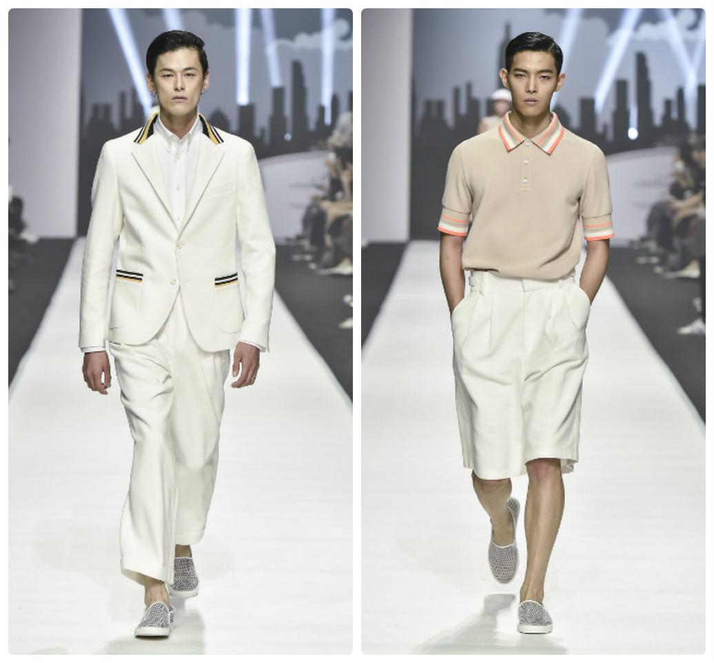 Tuần lễ thời trang Seoul: Sôi động và ứng dụng cao - 3
