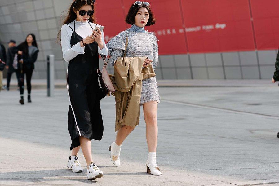 Tuần lễ thời trang Seoul: Sôi động và ứng dụng cao - 9