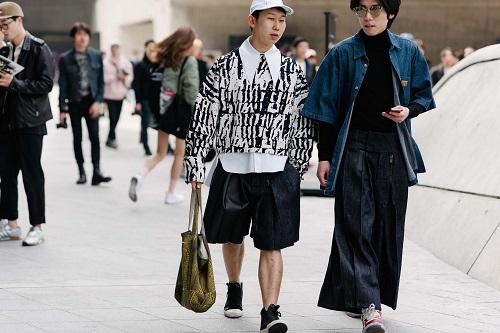 Tuần lễ thời trang Seoul: Sôi động và ứng dụng cao - 8