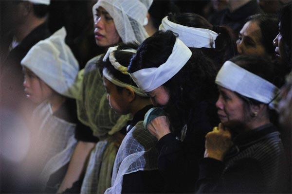 Đám tang Trần Lập: Hoàn thành tâm nguyện người ra đi - 20