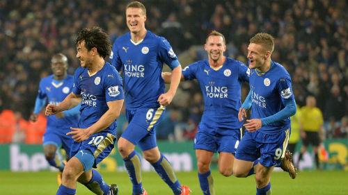 """Vô địch Anh, Leicester sẽ """"chung mâm"""" Barca ở cúp C1 - 1"""