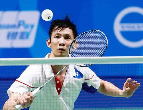 Tiến Minh chỉ mất 16 phút lọt vòng 3 giải New Zealand - 1