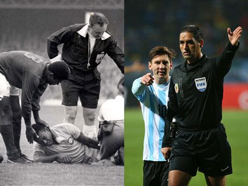 Messi đọ huyền thoại: Pele chịu khổ để Messi thăng hoa (P2) - 1