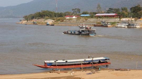 """Trung Quốc """"lộ rõ ý đồ bá chủ sông Mekong"""" - 1"""