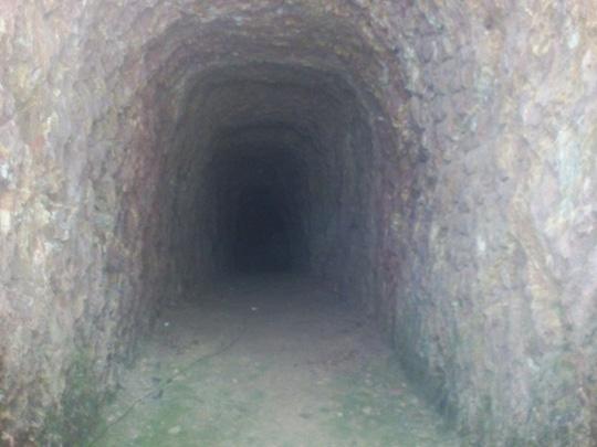 Bí thư huyện đào hầm xuyên núi chỉ để… chứa rượu (?!) - 1